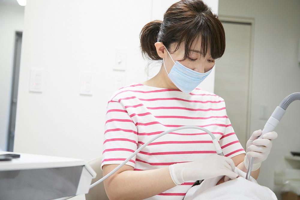 担当歯科衛生士