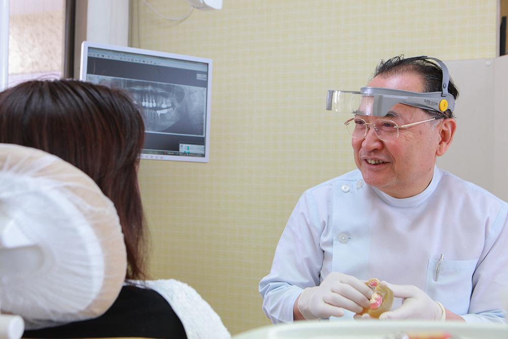 入れ歯の専門ドクター